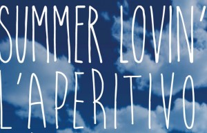 Summer Lovin' – From may the 29th at 7 pm, F30 – Venezia
