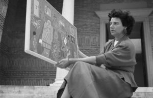 PEGGY GUGGENHEIM COLLECTION – 1948: The Biennale of Peggy Guggenheim, extended until January 14, 2019