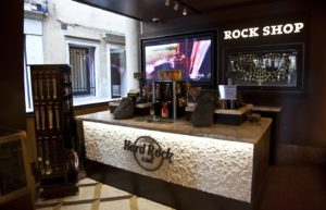 HARD ROCK CAFE SHOPS