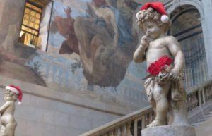 Ca' Sagredo: The Festivities' Program!  24 – 25 – 26 – 31 December