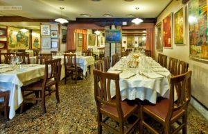 """""""AL COLOMBO"""" Restaurant – Corte del Teatro Goldoni – Rialto"""