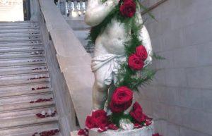 Valentine's day at Ca' Sagredo
