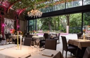 """GIARDINO D'INVERNO"" RESTAURANT of Hotel PAPADOPOLI.  Do you know its history?"