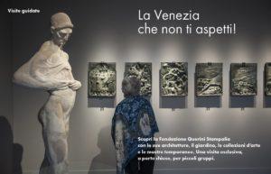 Visit Querini Stampalia and Exhibition until August 30th