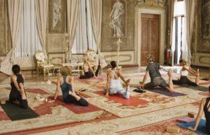 """Yoga Love"" Workshop & Jivamukti Open Class at CA' SAGREDO, 26th September from 8.30 am Music Ballroom"