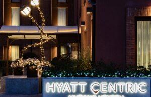 Hyatt Centric Venice a Murano: Sunday 20th December- Sunday Brunch