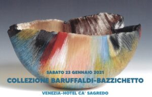 Auction of Baruffaldi-Bazzichetto Collection- Ca' Sagredo Hotel 23rd January 2021