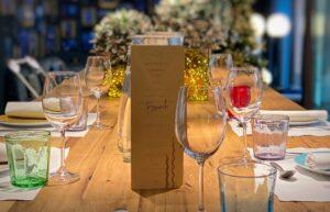 """St. Valentine Brunch at """"OsteRiva"""" Restaurant of the Hyatt Centric Murano"""